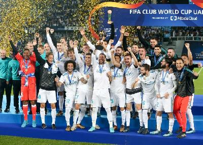 Kraljevskom klubu treći trofej prvaka svijeta