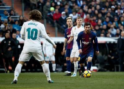 Barcelona u 175. El Clasicu deklasirala Real sa 3:0