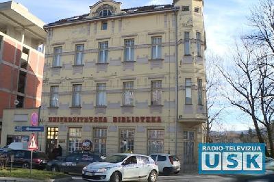 Kantonalna i univerzitetska biblioteka u Bihaću
