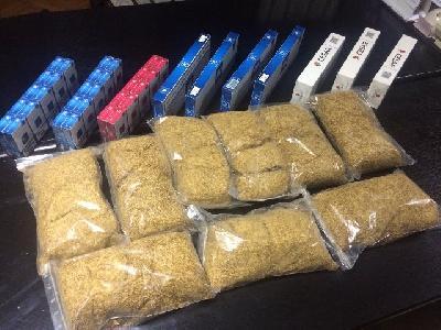 U akciji Tabacco policija dosad oduzela 735 kilograma rezanog duvana i 5.207 kutija cigareta