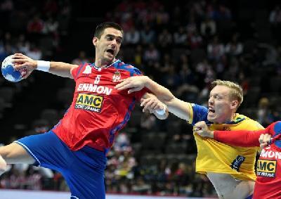 Reprezentacija Srbije upisala drugi poraz