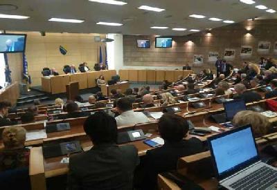 Sjednica Predstavničkom doma Parlamenta FBiH
