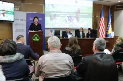 Svečano potpisivanje ugovora u Sarajevu