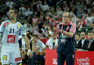 EURO 2018 U RUKOMETU: ČERVAR NAJAVIO ODLAZAK S KLUPE HRVATSKE, VORI SE OPROSTIO