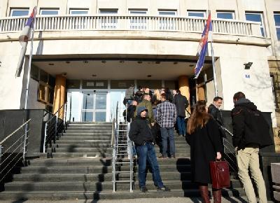 Suđenje odloženo za 1. i 2. mart
