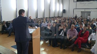 BiH MODERNA EVROPSKA DRŽAVA: DRUŠTVO JEDNAKIH ŠANSI I PRAVA ZA SVE GRAĐANE