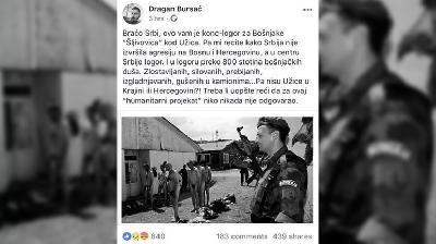 ZAŠTO JE 'NEPRIMJERENO' GOVORITI O LOGORIMA U SRBIJI?
