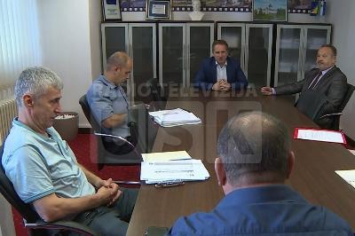 Sastanak Operativne grupe za nadzor krize