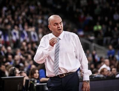 Duško Vujošević, selektor košarkaške reprezentacije BiH