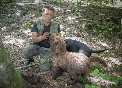 Zoran prije mjesec dana pronašao crni ljetnji tartuf od 514 grama