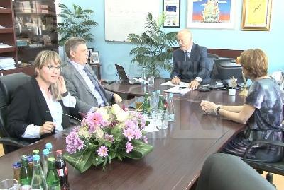Wigemark-Hujić: O gradnji centra na Lipi tek bi se raspravljalo...