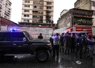 Maduro nije povrijeđen nakon eksplozije drona