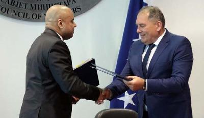 ČEŠKA DONIRALA MILION EURA GRANIČNOJ POLICIJI BIH ZA KONTROLU GRANICA