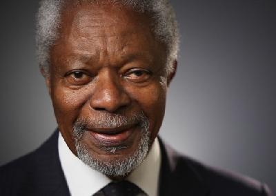 Kofi Annan preminuo danas u 80. godini