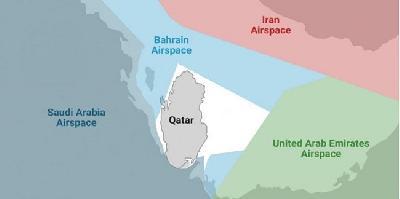 CRTICA O KOMŠILUKU: SAUDIJSKA ARABIJA ĆE ISKOPATI KANAL UZ GRANICU S KATAROM I OD NJEGA NAPRAVITI OTOK