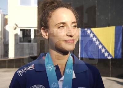 Svjetska prvakinja Ema Bajrić