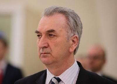 Ministar vanjske trgovine i ekonomskih odnosa BiH, Mirko Šarović