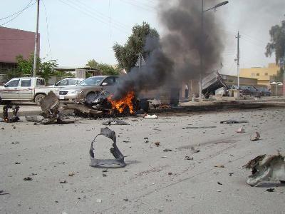 NAPADI TERORISTA ISIS-A U IRAKU: ČETVORO MRTVIH, 13 POVRIJEĐENIH