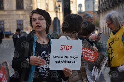 U BEČU ODRŽAN PROTEST PROTIV DEPORTACIJE MIGRANATA U AFGANISTAN