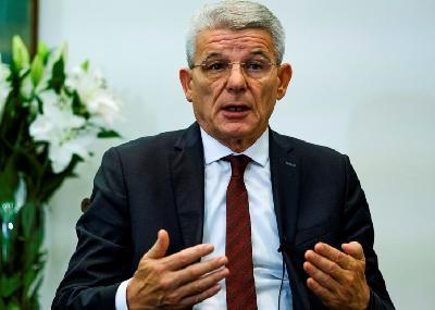 Šefik Džaferović, novoizabrani član Predsjedništva BiH iz bošnjačkog naroda