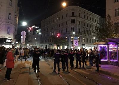BEČ: HILJADE LJUDI NA PROTESTIMA PROTIV VLADE