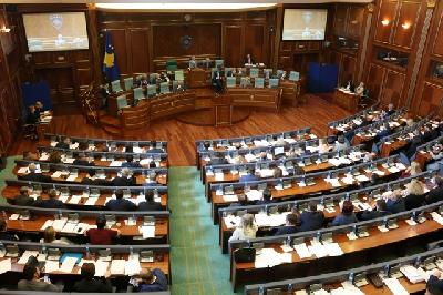Sjednica Skupštine Kosova