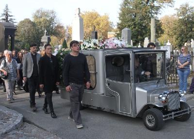 Sahranjena Milena Dravić