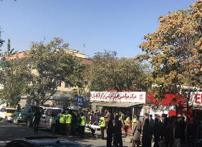 Nasilje na dan izbora u Afganistanu