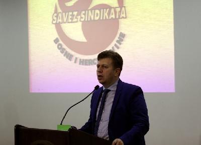 Selvedin Šatorović novi predsjednik SSS BiH
