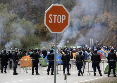 Prelaz još uvijek nije otvoren za promet sa hrvatske strane