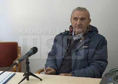 Mirsad Terzić, predsjednik IO Saveza udruženja penzionera USK