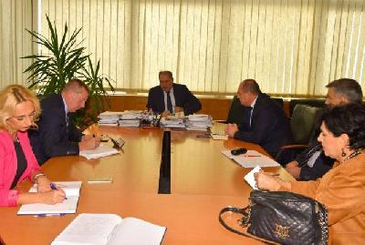 Današnji sastanak predstavnika Bihaća i USK u Ministarstvu sigurnosti BiH