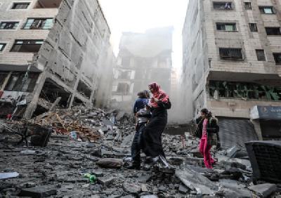 Najmanje četvorica Palestinaca ubijena u izraelskim zračnim napadima