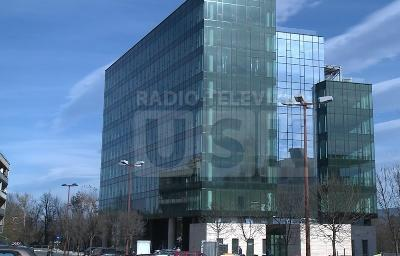 Zgrada Agrama u centru Bihaća