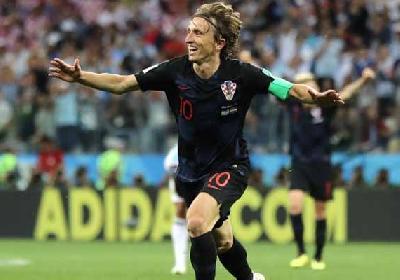 Luka Modrić najbolji