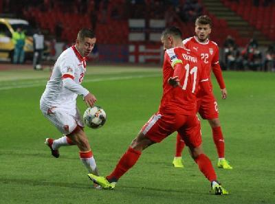 Srbija prva u grupi sa 11 bodova