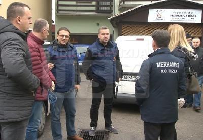 Pomoć migrantima stigla iz Travnika i Tuzle
