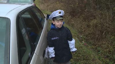 RTV USK I UPRAVA POLICIJE ISPUNILI NAILOVU ŽELJU: POLICAJAC NA JEDAN DAN