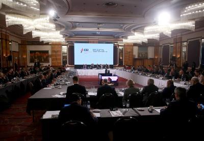 Sastanak na vrhu CEI u Zagrebu