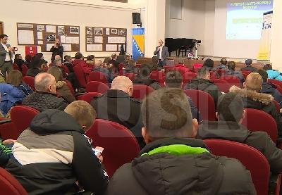 Predavanje organizirao Sportski savez USK