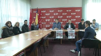 MLADI SDP-A NA PRESICI: STOP RADU NEDJELJOM I PRAZNICIMA