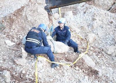 Uklonjena i uništena neeksplodirana avionska bomba