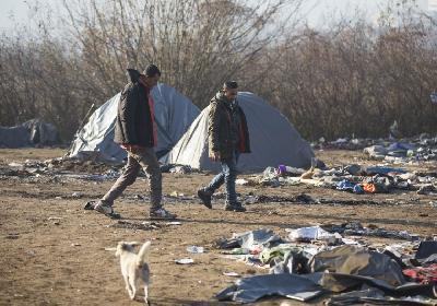 Migranti hladne zimske dane dočekali u Bosni i Hercegovini