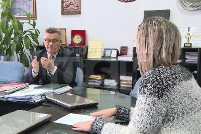 Prof. dr. Fadil Islamović u razgovoru s našom novinarkom