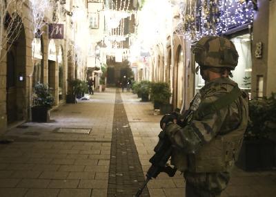 Napad se dogodio u blizini poznatog marketa Place Kleber