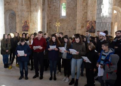 Ilahije i duhovne pjesme zajedno u Sabornoj crkvi