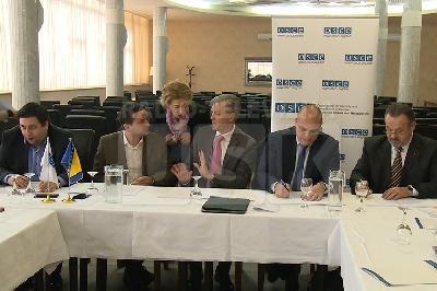 Potpisivanje protokola u Bihaću