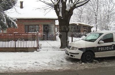 Ova kuća od jučer je mjesto stravičnog zločina