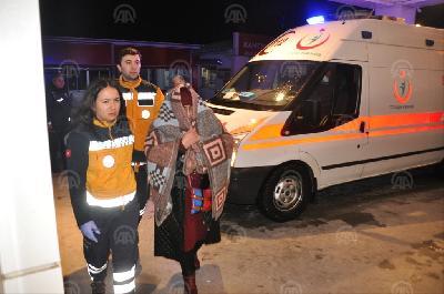 TURSKA OBALSKA STRAŽA SPASILA 40 MIGRANATA S POTONULOG ČAMCA