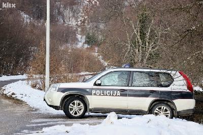 POLICIJA  AKTIVNO NA TERENU  ALI UBICA  JOŠ NA SLOBODI